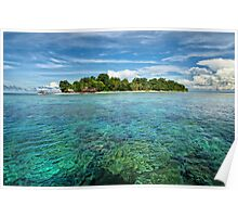 Sipadan Island Poster