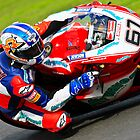 Shane 'Shakey' Byrne, British Superbikes, Croft 2008 by RHarbron