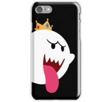 King Boo! Simplistic Design iPhone Case/Skin