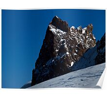 The Meije and the Finger of God (3990 meter) Poster