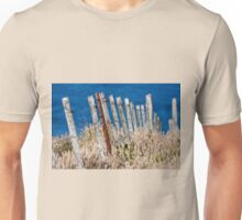 Fence to Nowhere Unisex T-Shirt