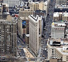 Flatiron building from Empire by Stephen Balson