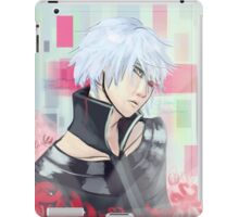 Seasons are dying one after another iPad Case/Skin