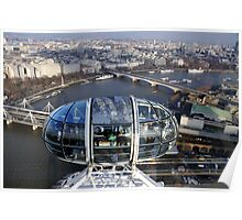 London Eyespy Poster