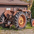 The old Workhorse by PhotosByHealy