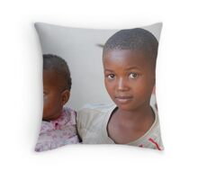 The Care Giver Throw Pillow