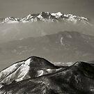 Shiga Vista in Mono by Robert Mullner