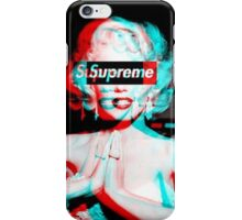Marilyn Monroe Supreme Phone Case iPhone Case/Skin