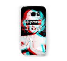 Marilyn Monroe Supreme Phone Case Samsung Galaxy Case/Skin