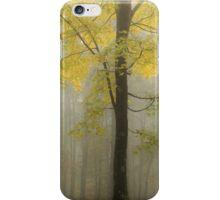 fall into yellow iPhone Case/Skin