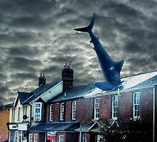 The Headington Shark by Colin  Williams Photography