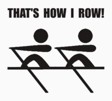 How I Row Kids Clothes