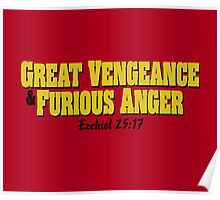Great Vengeance and Furious Anger Poster