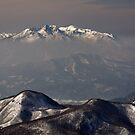 Shiga Kogen Views by Robert Mullner