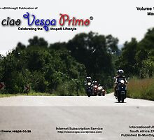 ciao Vespa Primo - Initial Cover by Paul Lindenberg