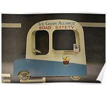 Ice cream alliance Poster