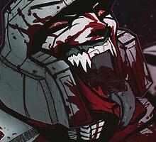 Megatron RRrrrrage by Spheen7