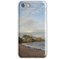 Bute coast, Scotland iPhone Case/Skin