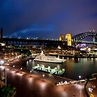 Campbell's Cove Sydney Harbour by MiImages