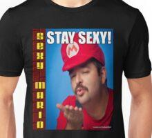 SexyMario MEME - Stay Sexy 3 Unisex T-Shirt