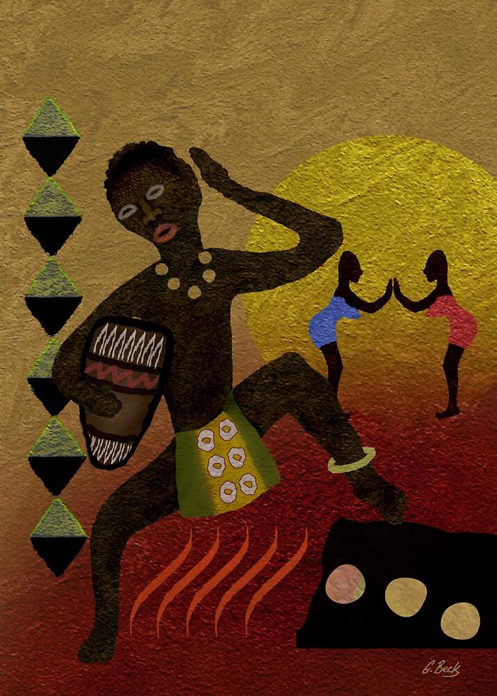 Tribal Heat by Gordon  Beck