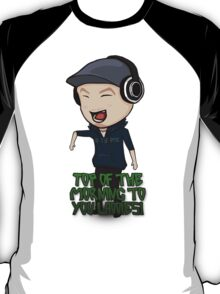 JackSepticEye | Top Of The Morning T-Shirt