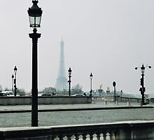Paris by Violette Grosse