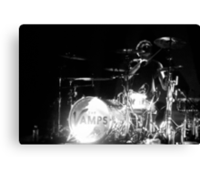 Tristan Evans of The Vamps Canvas Print