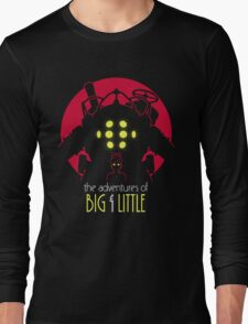 The Adventures of Big & Little Long Sleeve T-Shirt