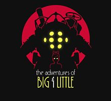 The Adventures of Big & Little T-Shirt