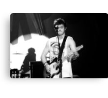 Connor Ball of The Vamps Canvas Print