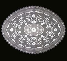 Lace Design by Orla Cahill