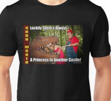 SexyMario MEME - Another Princess Unisex T-Shirt