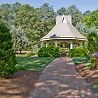 Gazebo Spring by boehmgraphics
