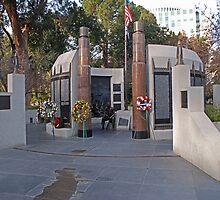 Viet Nam Veteran's Memorial, Sacramento, CA by Lenny La Rue, IPA