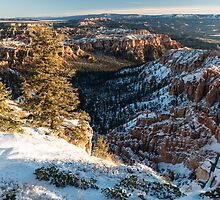 Bryce Point – Bryce Canyon National Park, Utah by Jason Heritage