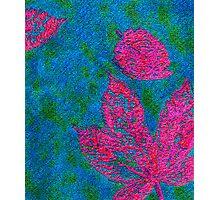 Rug Design Photographic Print