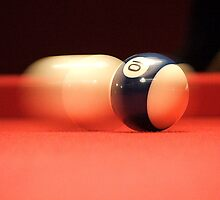 Billiards by Sandra Kemppainen