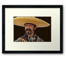The Bad and The Ugly Framed Print