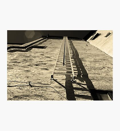The Ladder Photographic Print