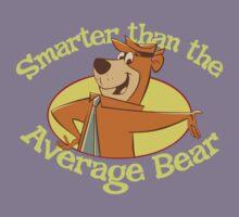 Yogi Bear Smarter Than The Average Bear Kids Clothes