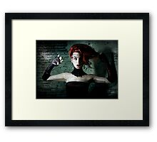 Agitato Hysterium Framed Print