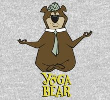 Yogi Bear Yoga One Piece - Short Sleeve