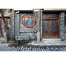 Picturesque chinese facade Photographic Print