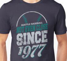 Seattle Baseball Unisex T-Shirt