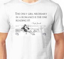 Women and Romances Unisex T-Shirt