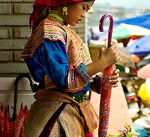 The Flower Hmong by nick board