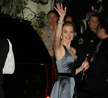 2009 Oscar Winner Kate Winslet by abfabphoto