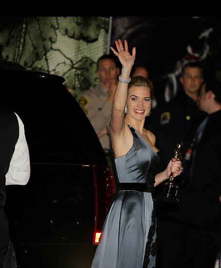 2009 Oscar Winner Kate Winslet by abfabphoto