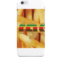 Burgers and Fries iPhone Case/Skin